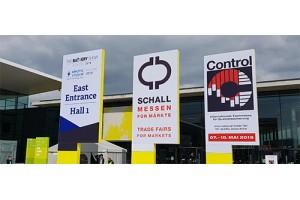 Посещение крупнейшей европейской выставки CONTROL 2019