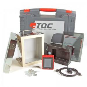 TQC Sheen CurveX-3 Standard Регистратор температуры в печи