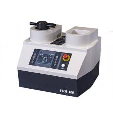 Автоматический пресс для запрессовки металлографических образцов ETOS-100