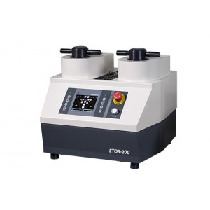 Автоматический пресс для запрессовки металлографических образцов ETOS-200