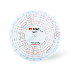 Диск для пересчета вязкости TQC Sheen VF2053